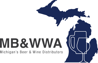 Michigan Beer & Wine Wholesalers logo